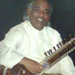 Sitarist Roshan Bhartiya
